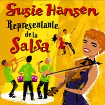 Representante de la Salsa CD Cover Art